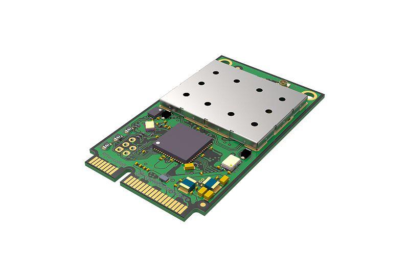 R11e-LoRa8 LoRa miniPCI-e card for 863-870 MHz frequency