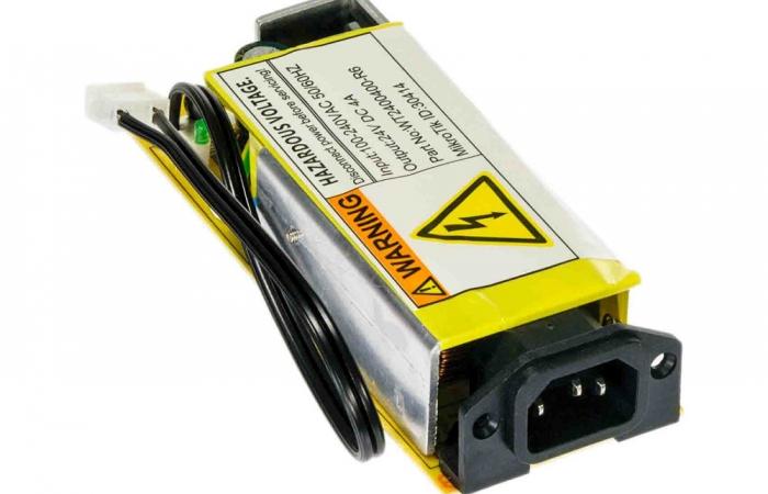YD-OFWT24V96W Mikrotik 24V-4A Open Frame Power Supply, CCR Serisi için OpenFrame Adaptör