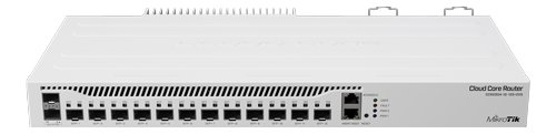 CCR2004-1G-12Splus2XS Cloud Core Router 2004-1G-12S+2XS with RouterOS L6 license Firewall / Router