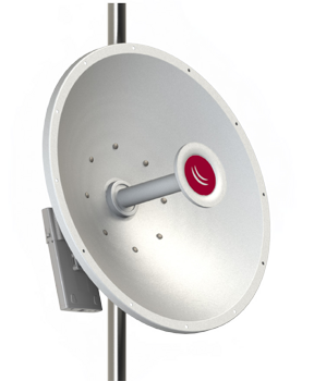 MTAD-5G-30D3-PA Mikrotik MTAD-5G-30D3-PA , mANT 30dBi 5Ghz Dish Anten , 3 Derece ,70cm çap,2x2 Mimo