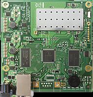 RB711A-5Hn-M MikroTik Routerboard RB711A-5Hn-M