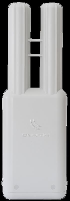 RBOmniTikU-5HnD Mikrotik OmniTIK U-5HnD 5Ghz, 2x7.5 Dbi, 400mW, 2x2 Mimo ,802.11a/n PTP/PTMP ,L4
