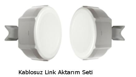 RBSXTG-SaR2-PACK Mikrotik SXTG Kablosuz 5 Ghz Link Aktarımı Point To Multipoint