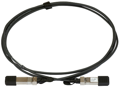 S-DA0003 Mikrotik S+DA0003, SFP+, 10 Gbit, Patch Kablo 3Metre ( Direct Attach Cable )