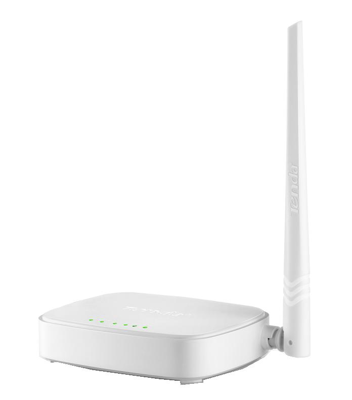 TENDA-N150 TENDA N150 - 150Mbit - 1 Anten X 5dbi Anten - 1 WAN -3 LAN
