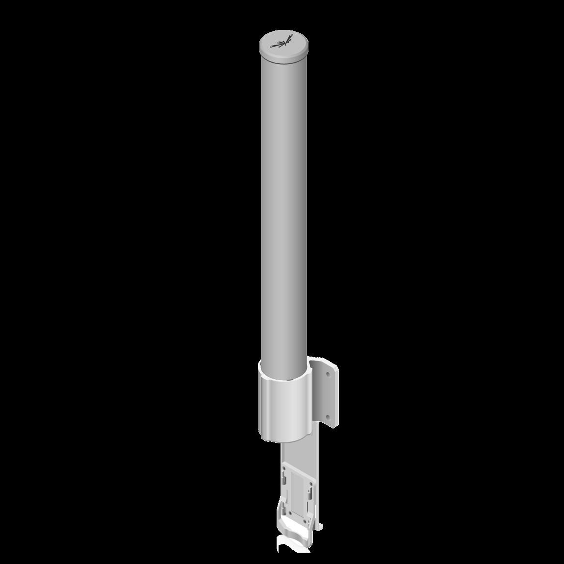 AMO-2G10 Ubiquiti 2.4 GHz AirMax 10dBi 360 Derece Omni Anten