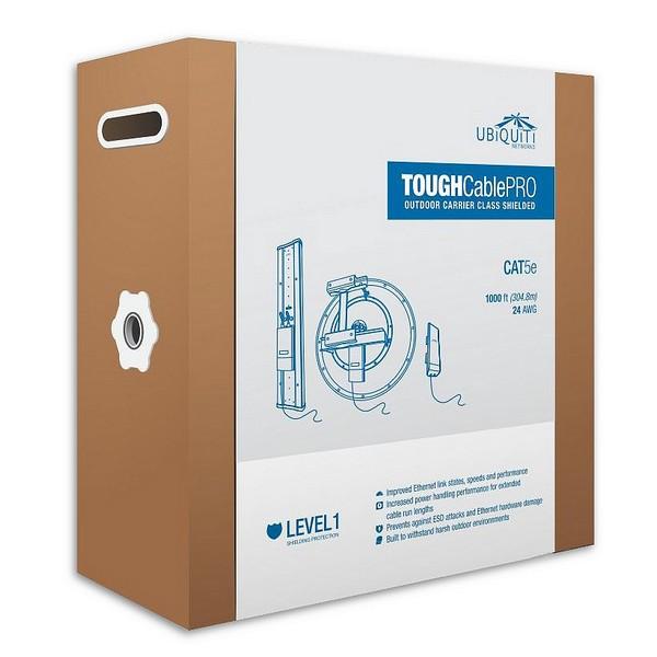 TC-PRO Ubiquiti TOUGH Cable, Level 1, Outdoor Cat-5e