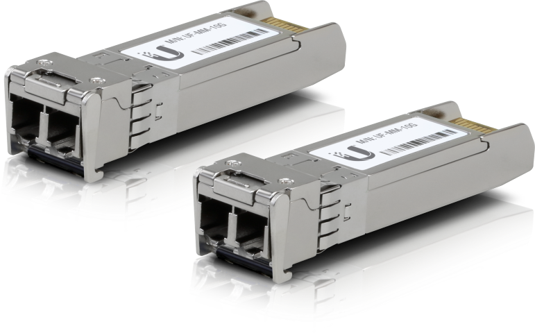 UF-MM-10G UBNT U Fiber, Multi-Mode Module, SFP+ 10G, 850NM,300MT