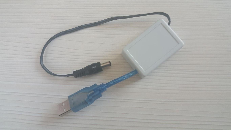 WINET-USB-5V-TO-24V-4A USB 5V TO 24V -1A DONUSTURUCU - CONVERTER