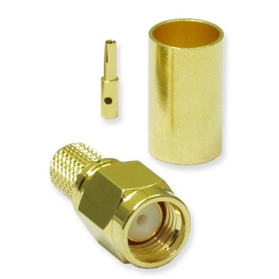 WI-CON007 RP-SMA plug for RF5. H155 cable