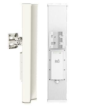WIS-L5820S WisNetworks WIS-L5820S 2x2 Mimo 5 GHZ dahili sektorlü antenli Baz Istasyonu